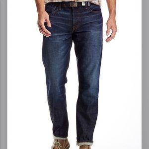 Mens Baldwin Henley Light Silver Lake Jeans 30x34